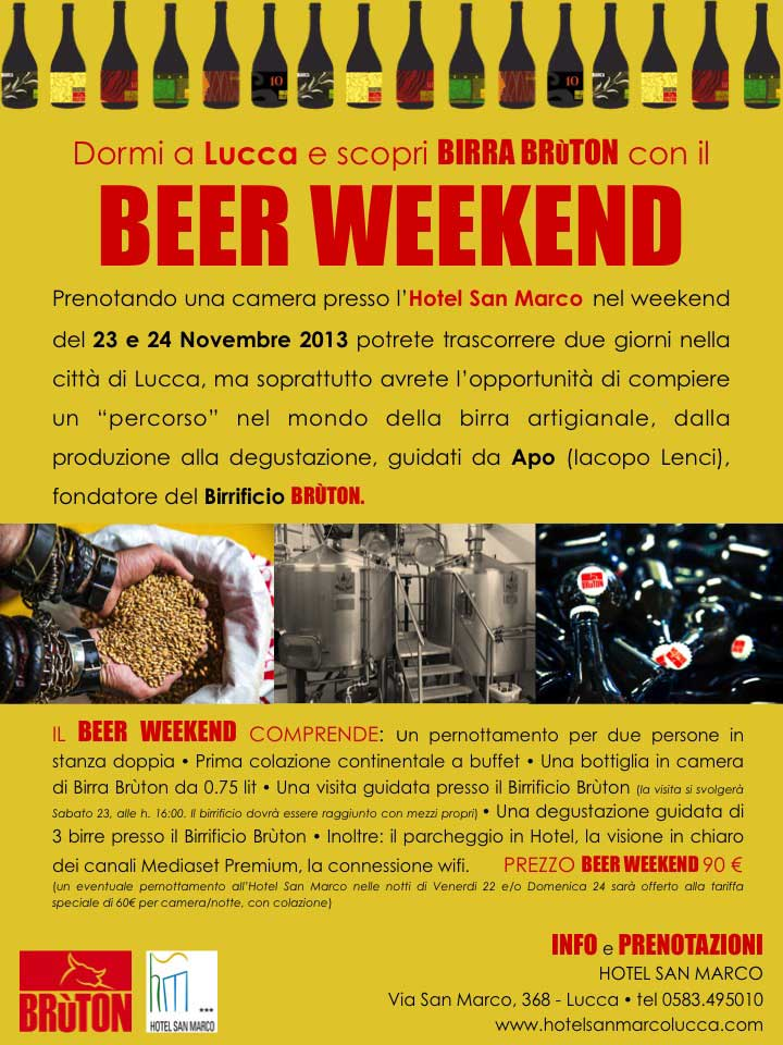 BEER-WEEKEND novembre 2013