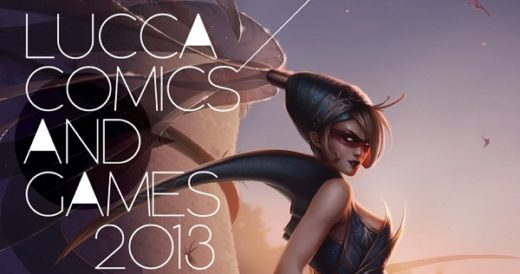 Lucca Comics Games 2013