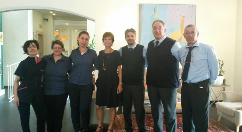 Staff Hotel San Marco Lucca