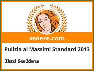 Venere 2013 Hotel San Marco