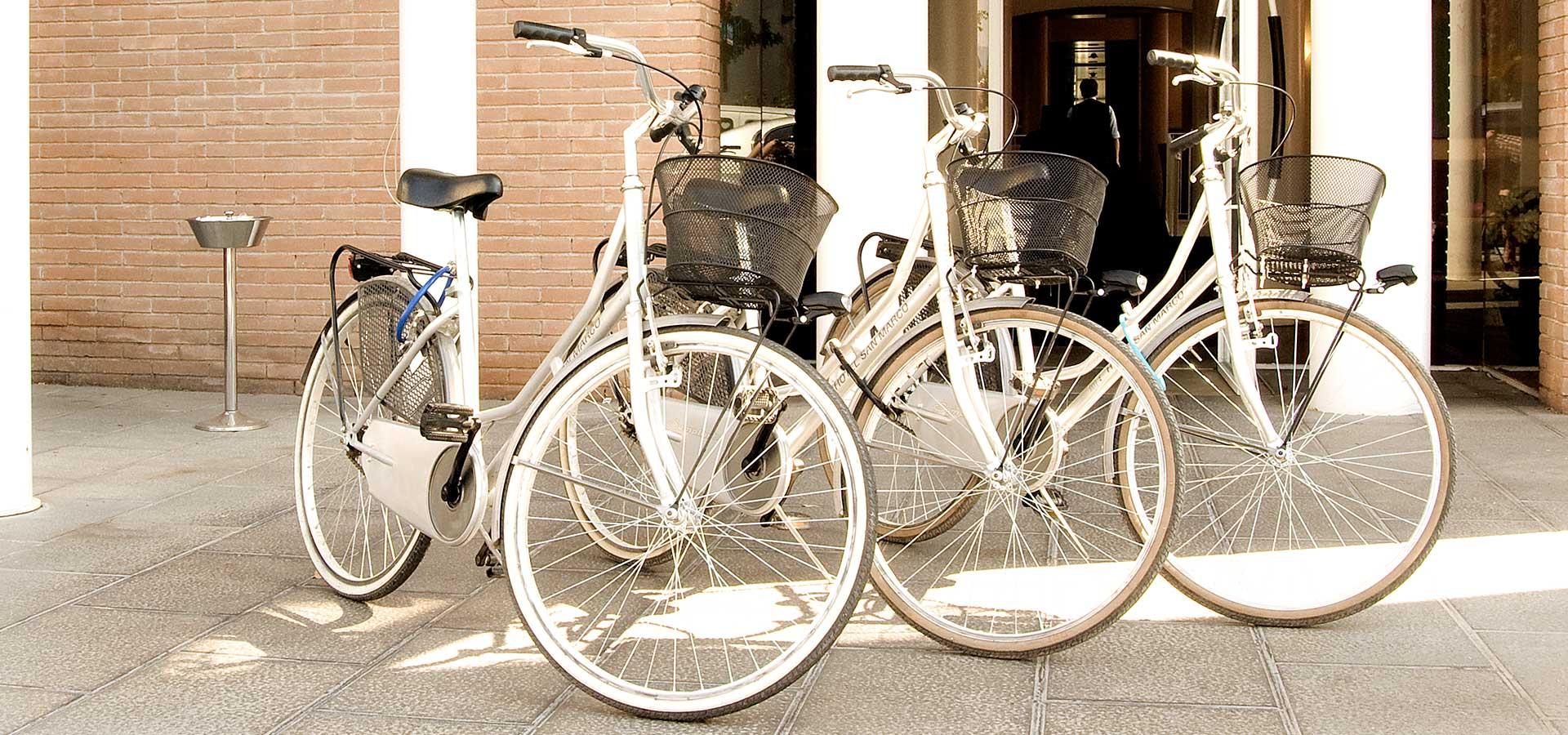 bici hotel in affitto