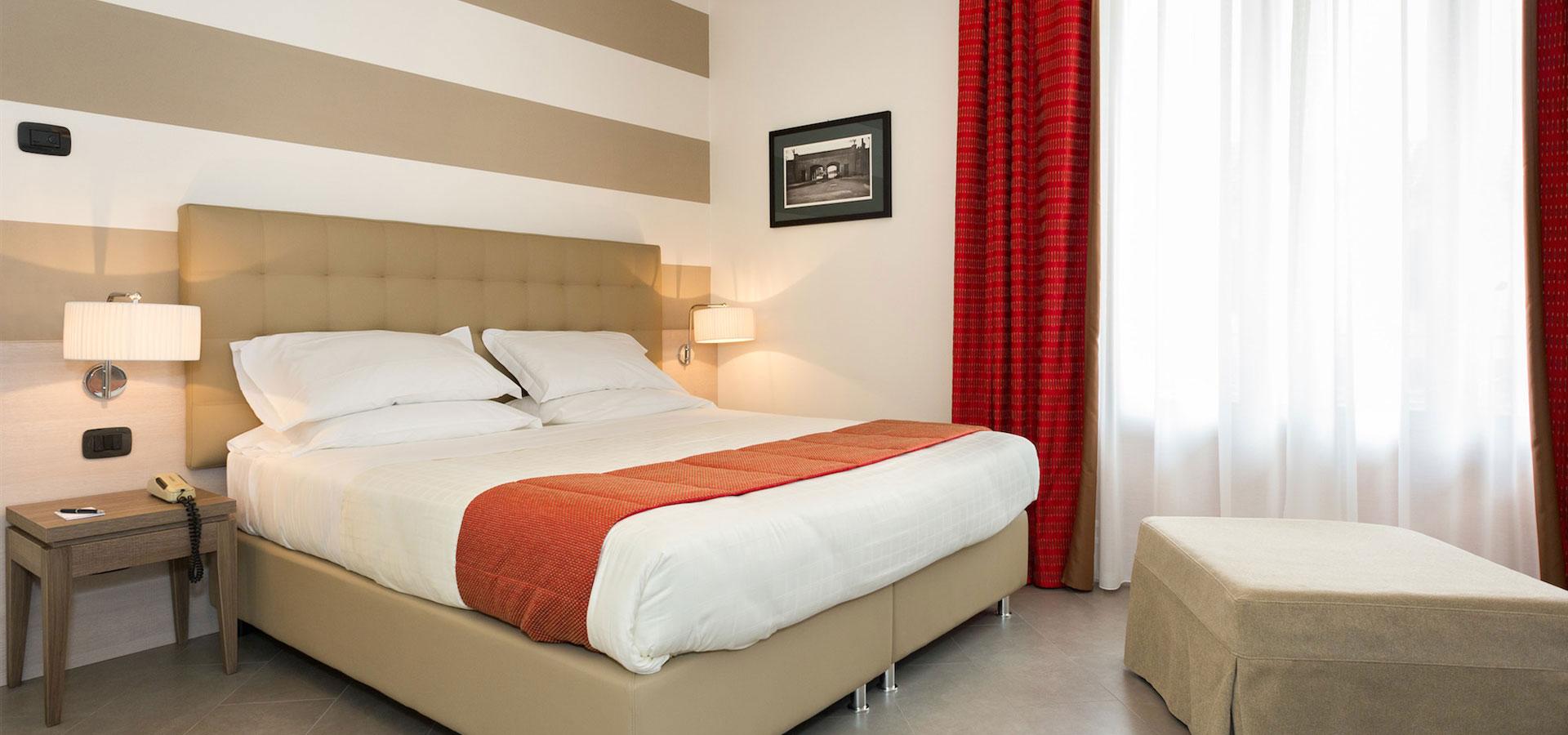 camera depandance hotel a Lucca