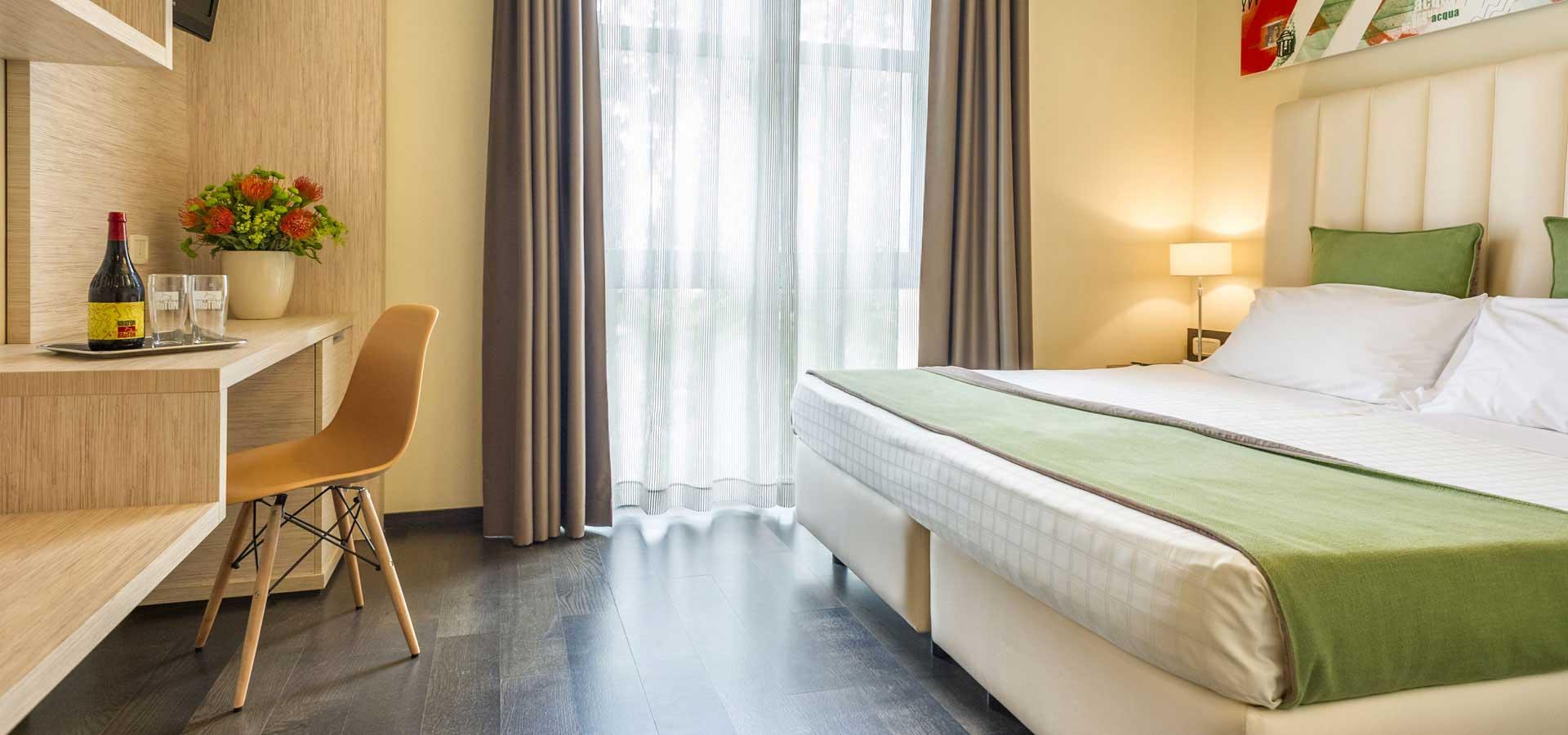 camera hotel 3 stelle