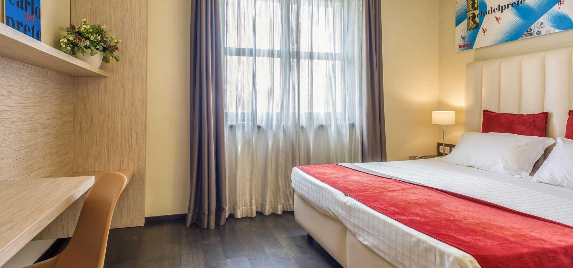 camera hotel a Lucca