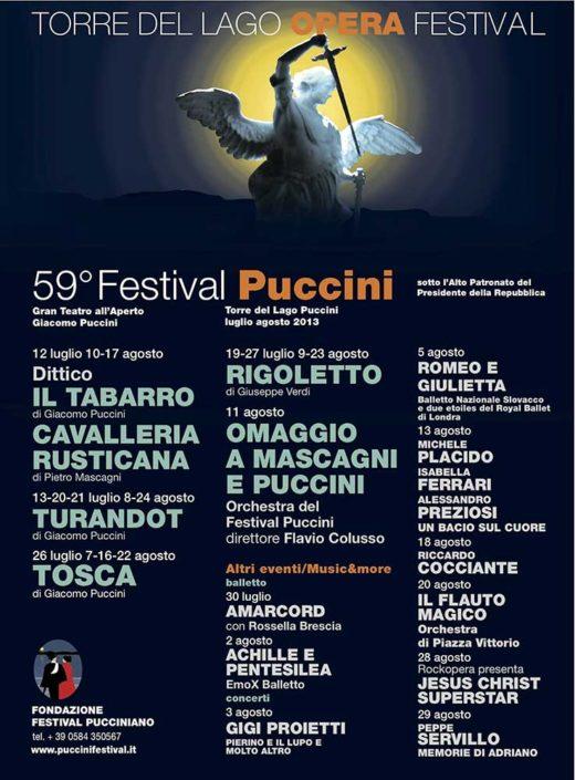 festival Puccini Lucca